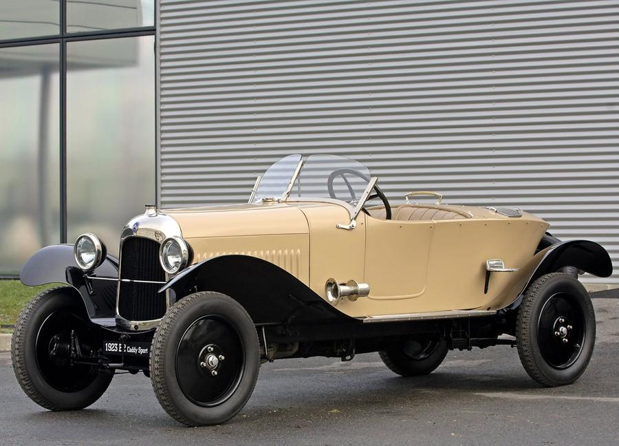 10 HP Type B2 Torpédo Sport Caddy