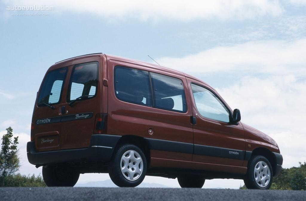 1996 5-seater Berlingo SX