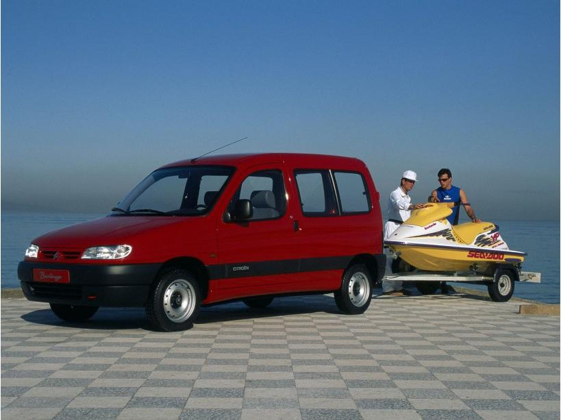 1996 5-seater Berlingo