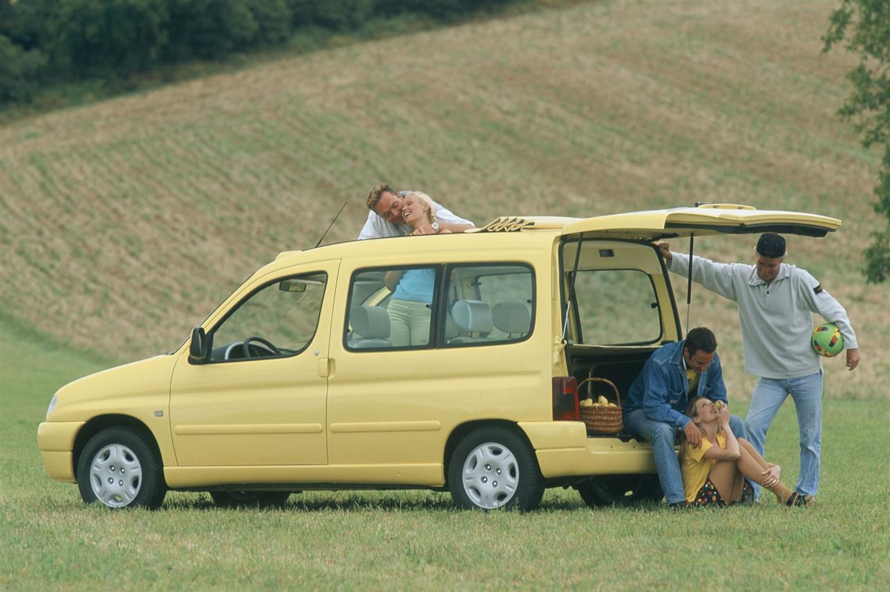 1996 Berlingo Grand Large konseptiauto