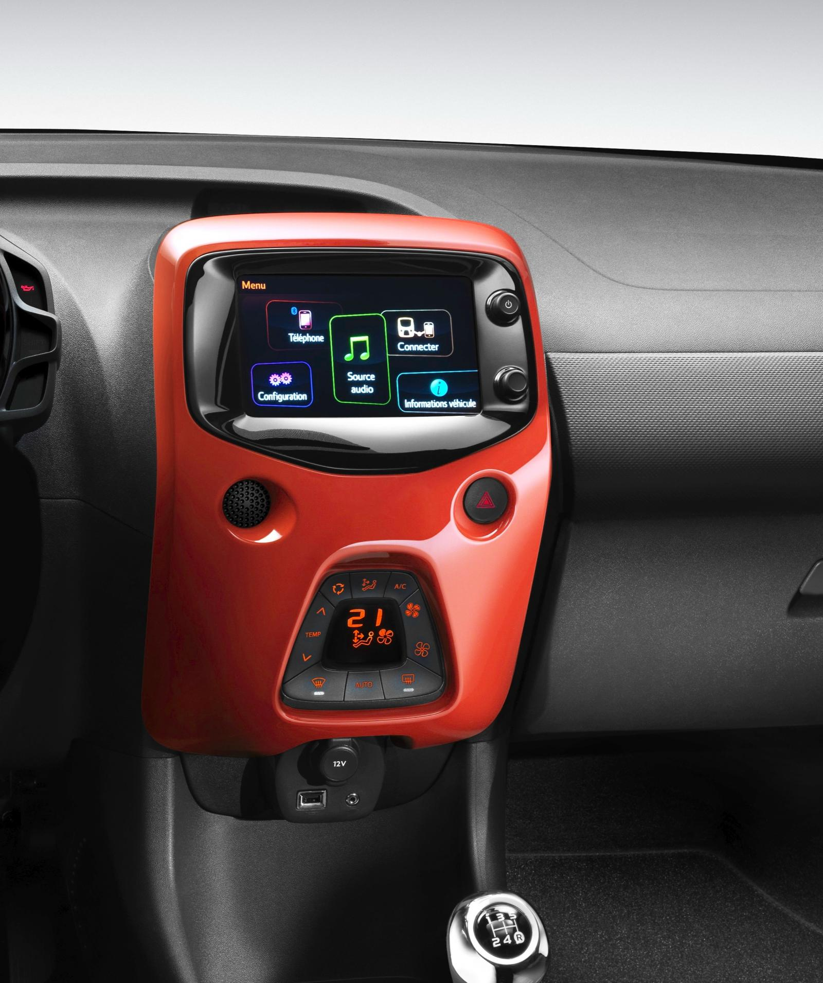 2014 C1 Airscape Feel Edition Sunrise Red