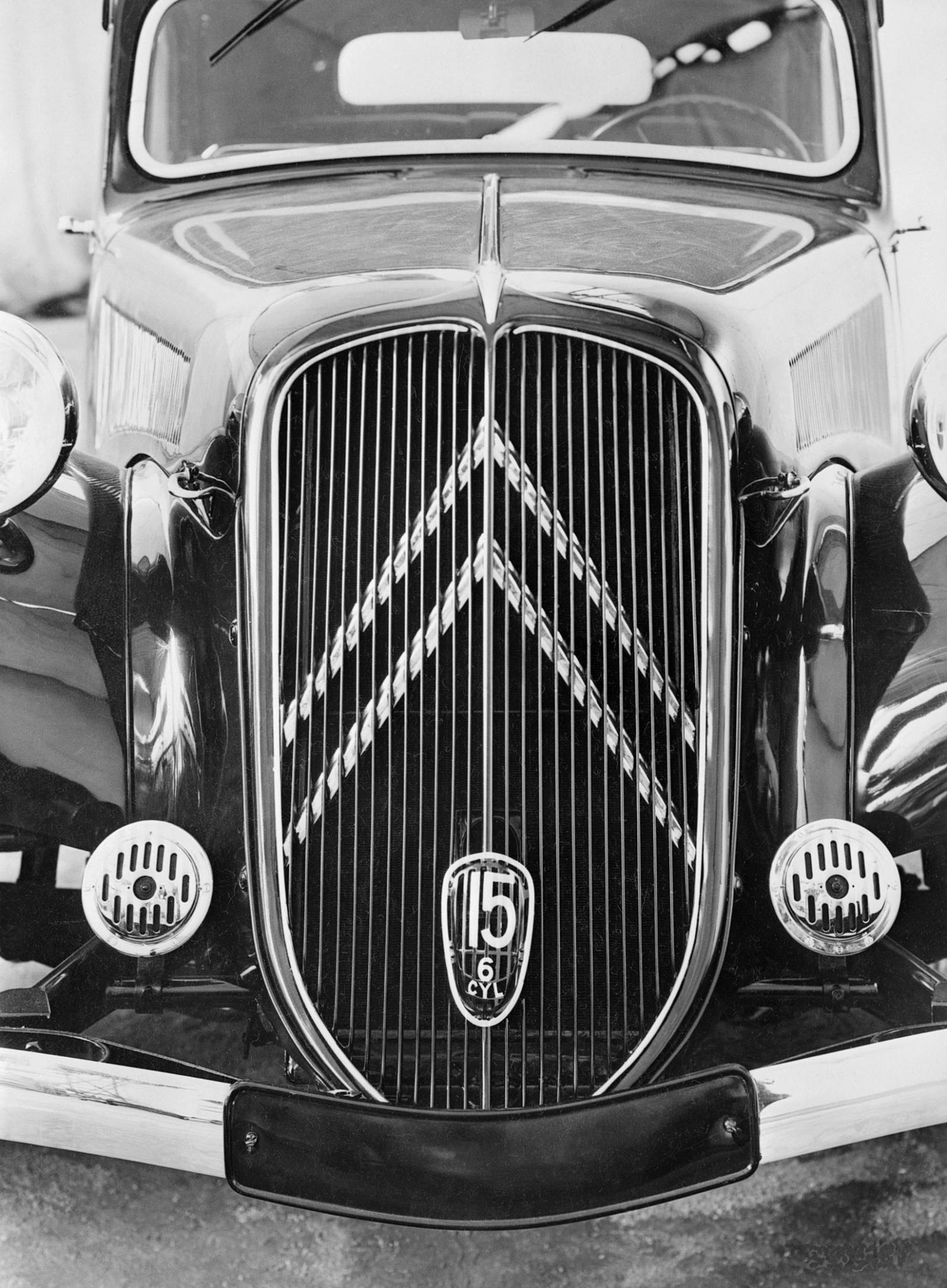 Traction 15 SIX 1938