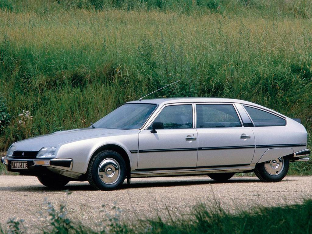 1983 CX 25 Turbo Limousine