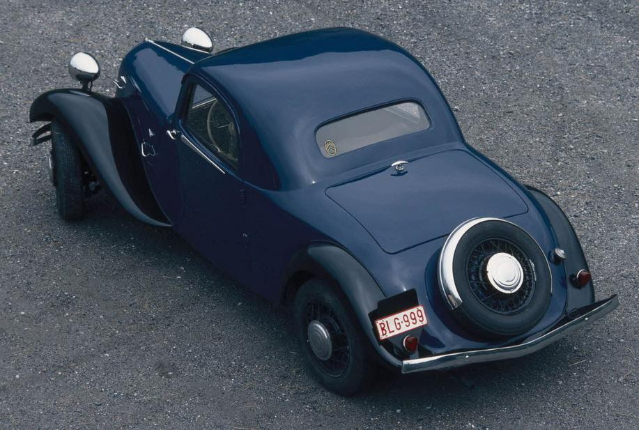 """1937 Traction 11B """"Faux-Cabriolet"""""""