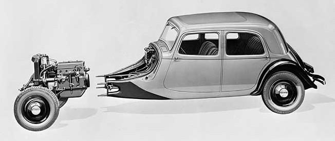 1934 Traction 7A luonnos