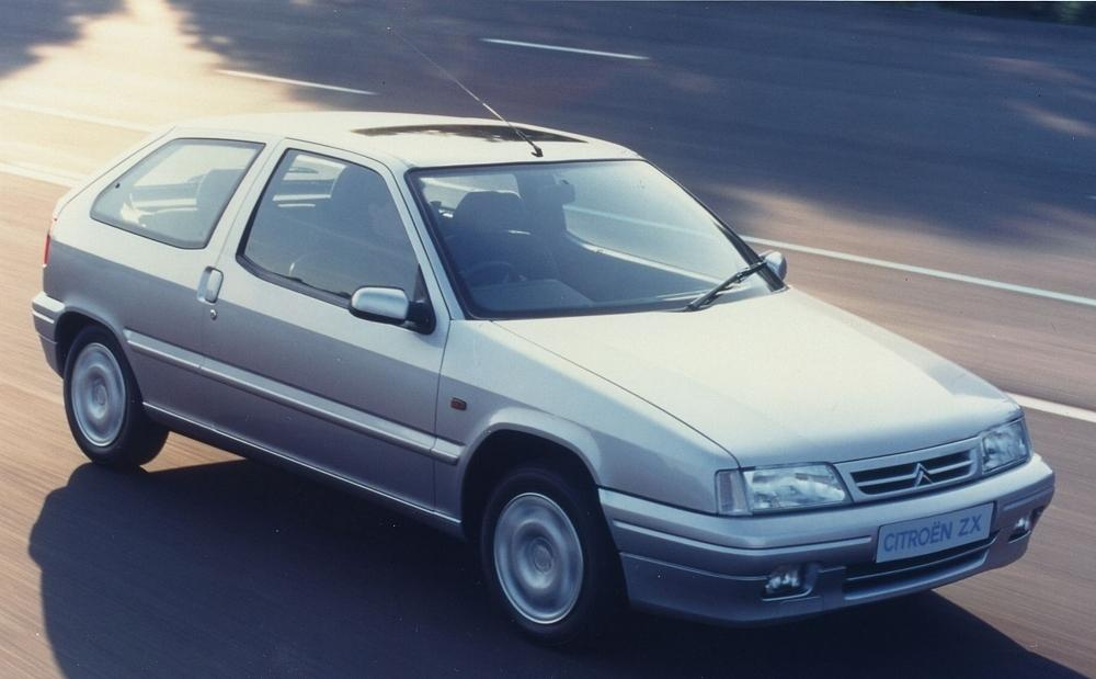 ZX Coupé 1.4i SX 1996 Phase II model